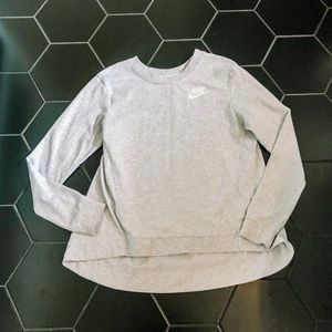 Women's Nike crew neck sweatshirt